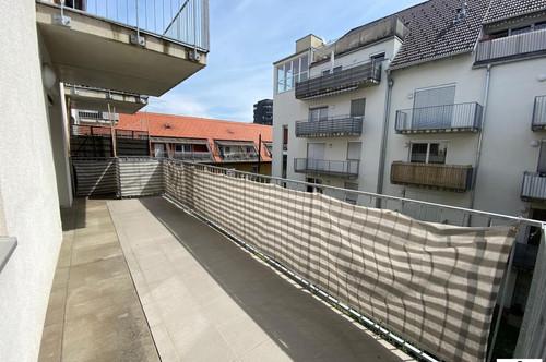 Nähe GKK - Moderne 2 Zimmerwohnung - mit Balkon!