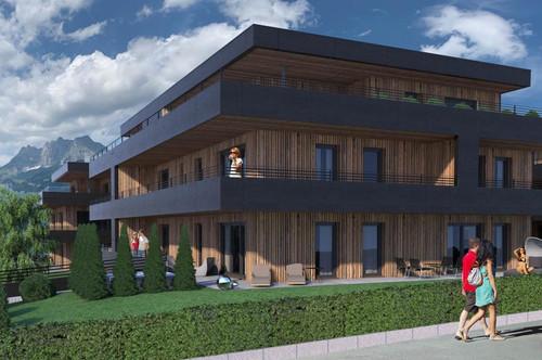 Gartenwohnung D6 - Mountain Homes Kaiserpanorama St. Johann