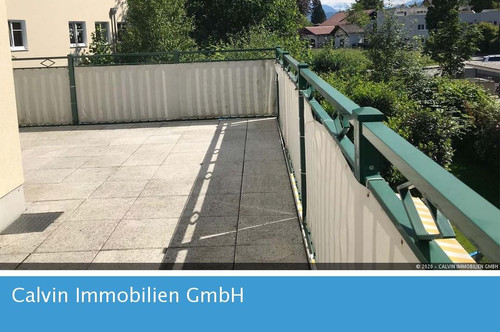 4-Zi-Terrassenbalkonwohnung in bester Ruhelage Aigen!