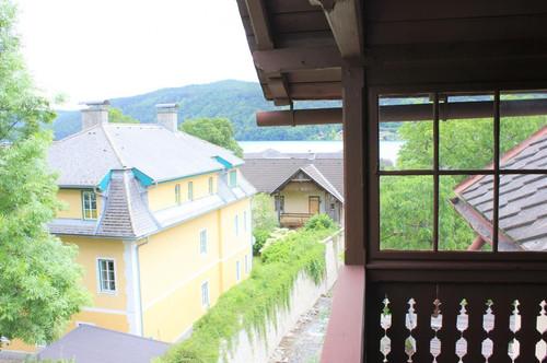 Herrlicher Altbau mit idyllischem Innenhof
