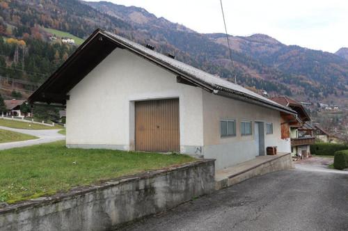 Lagerhalle in guter Lage in Kolbnitz zu verkaufen
