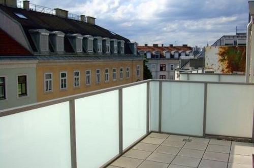 City-Living mit großer, westseitiger Terrasse - unbefristet