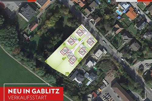 NEU Gablitz: 885 m² Grundstück inkl. Haus ab € 699.000,-