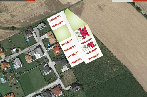Bad Hall: Doppelhäuser aus Ziegel inkl. Grund ab € 272.864,-
