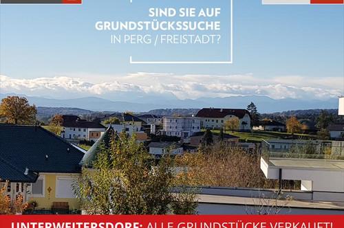 FREISTADT/PERG: Wir haben das passende Grundstück!