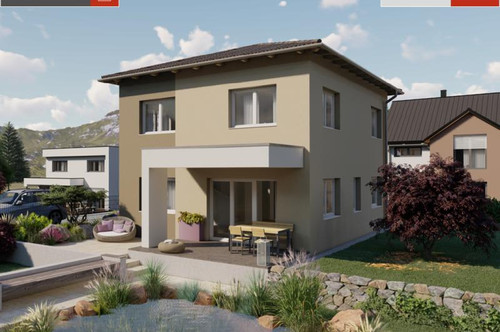 Bad Hall - Ziegelhaus ab € 361.210,- inkl. 790 m² Grund
