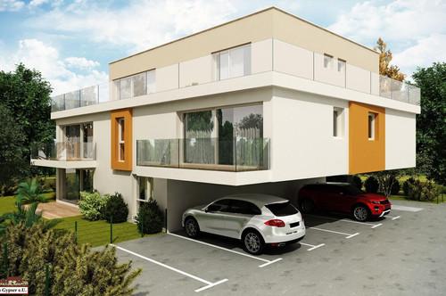 2 Zimmer- Penthous- Wohnung mit Lift !!