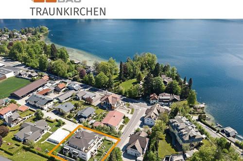 Traunkirchen am Traunsee - hier wohne ich gerne! - Helle Wohnung mit großem Balkon - jetzt informieren!
