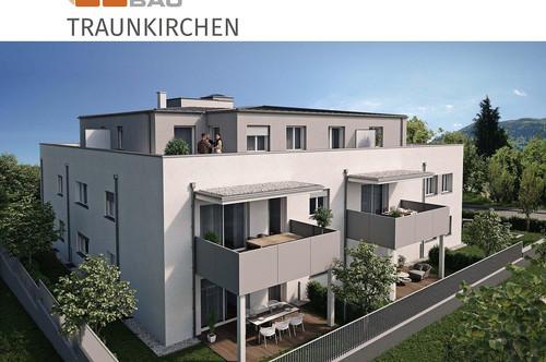 Traunkirchen   Mitterndorf - mit Tiefgarage und Lift - Gartenwohnung - jetzt informieren!