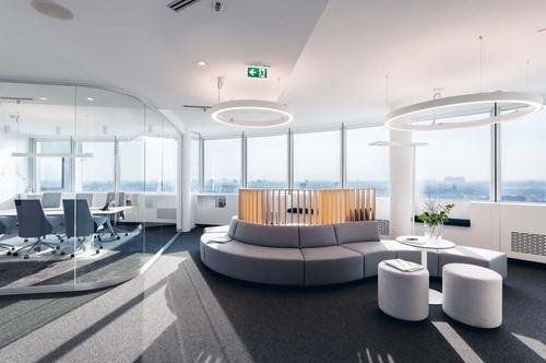 Top Moderne Büros im Millennium Tower