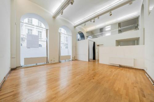 Repräsentativer Showroom in der Wiener Innenstadt zu mieten