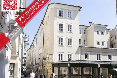 Ruheoase im Herzen der Altstadt von Salzburg!