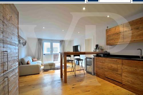 Attraktives Appartement in bester Zentrumslage von Kitzbühel
