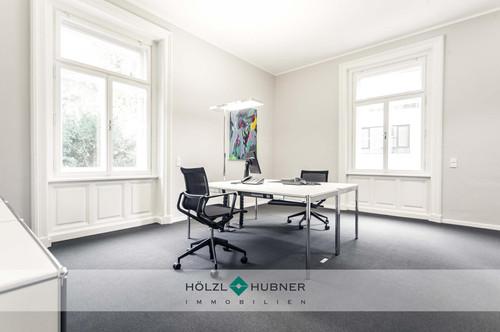 Großzügige Büroetage in Altstadtnähe