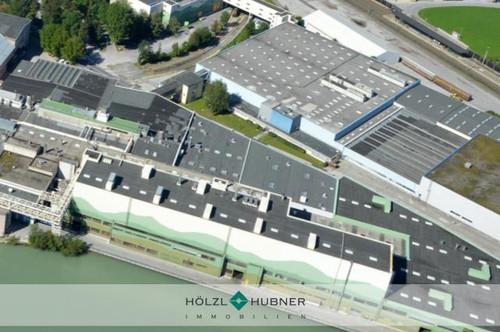 Hochwertige Hallenflächen in Halleiner Gewerbepark