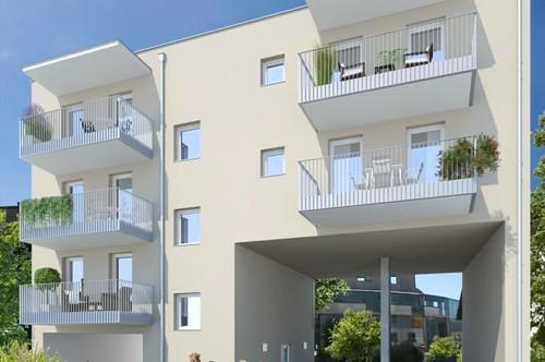 Wohlfühlen im Herzen der Stadt | moderne 51m² Erstbezugswohnung inkl. Balkon ab 2021 - direkt vom Bauträger