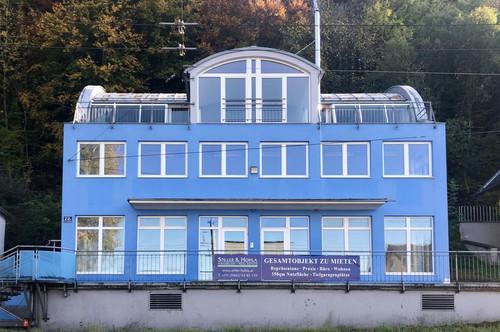 Repräsentatives Büro-, Ordinations- und Wohngebäude in Salzburg Gnigl