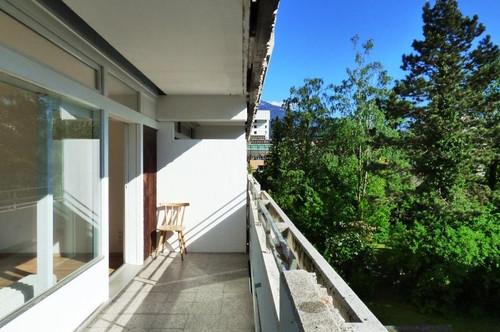 Erstbezug nach Renovierung: 2-Zimmer-Wohnung im Herzen der Landeshauptstadt