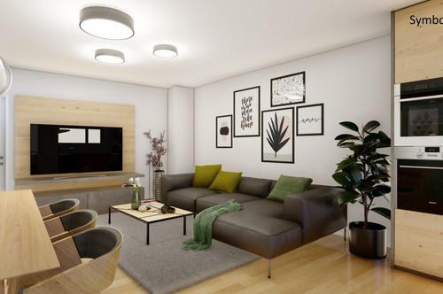 Wels, Urban Living - Eigentumswohnung im Zentrum von Wels - Whg. 16/4.OG