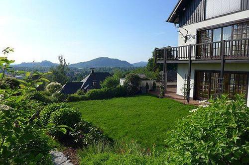 Traumhafte 4 Zimmer Luxuswohnung mit Terrasse in einer Villa in Salzburg Stadt