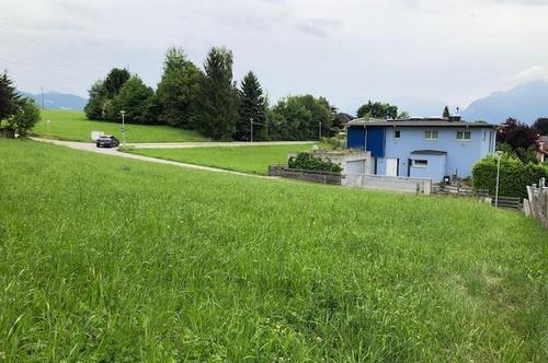 Traumhaftes Villengrundstück in ruhiger Lage in Bergheim am Grünland