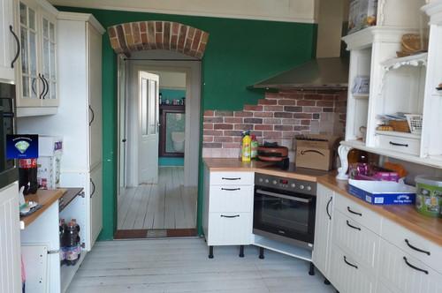 Kleine Arbeiten für Zimmerer bzw. Handwerker; Haus mit viel Potenzial - 013064
