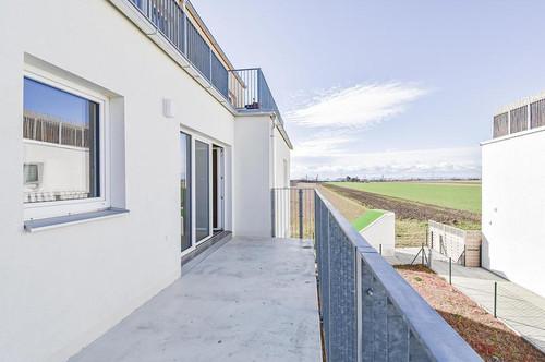 Terrassenwohnung in familiärem Wohnhaus