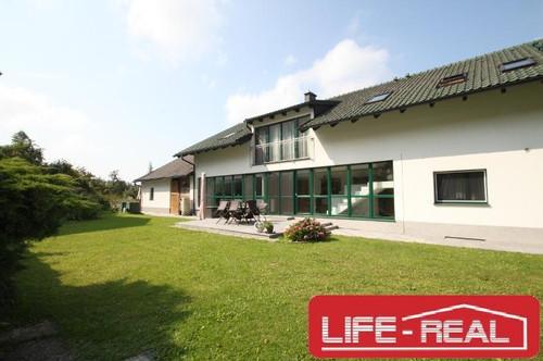 vielseitiges, modernes Haus mit 3 Wohneinheiten und großem Wellnesbereich