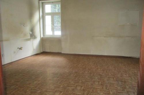 Unmöblierte 2-Zimmer-Wohnung in Thörl nahe Kapfenberg !