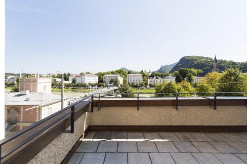 4-Zimmer-Terrassenwohnung
