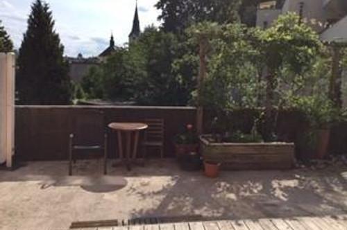 Terrassen-Wohnung im Zentrum von Amstetten!