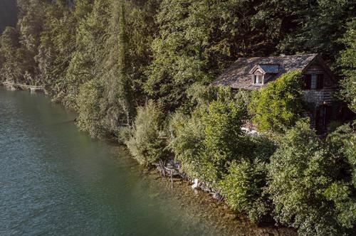 Dieses Haus am See, das ist Leben!