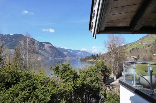 Thumersbach: Landhaus mit traumhaftem See- und Panoramablick