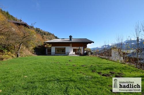 Traumhaftes Eigenheim mit Kitzsteinhornblick zu verkaufen!