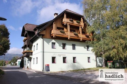 Anlageobjekt mit 7 Wohnungen inkl. Gasthof in Radenthein zu verkaufen!