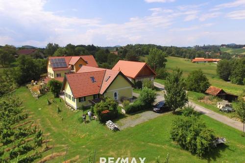 Wunderschönes Haus mit toller Aussicht in Gamlitz