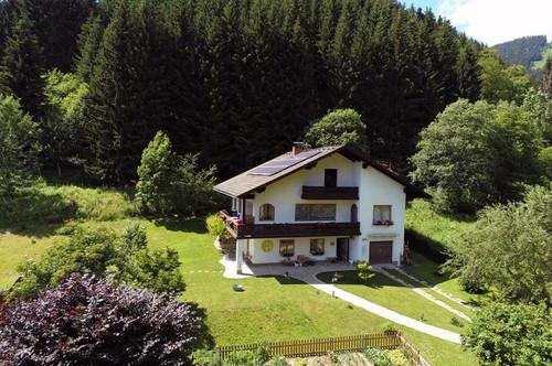 Gepflegtes Wohnhaus mit Sichtkeller