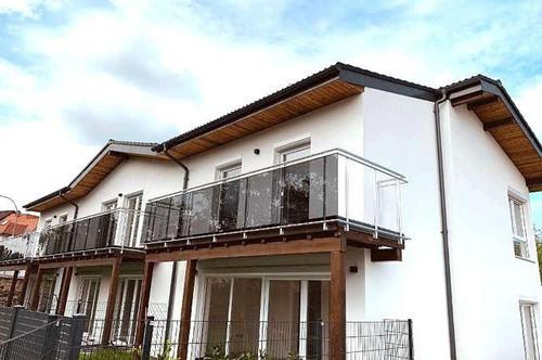 Reihenhaus mit Balkon und Garten