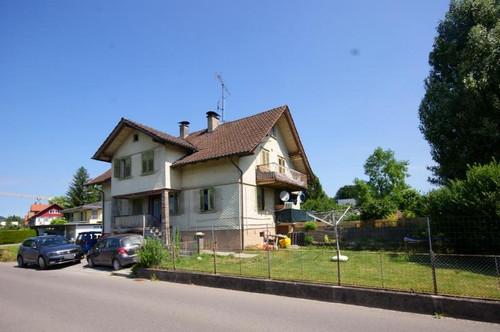 Baugrundstück – Brändlestraße - beste Wohnlage – Lustenau – Nähe Zentrum – mit Althaus!