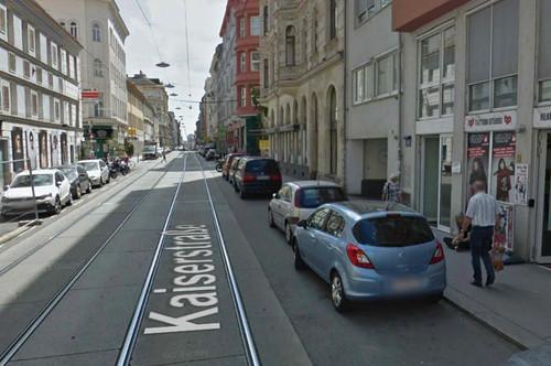 Garagenplatz - Kaiserstraße