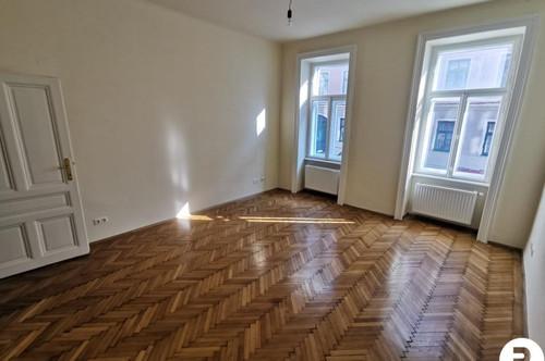 Gepflegte 3 Zimmer Altbauwohnung Nähe Westbahnhof/UNBEFRISTET