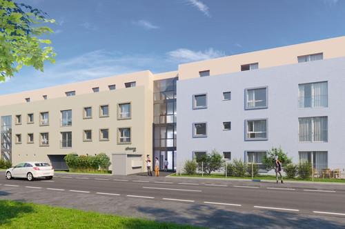 Preiswerte Anlegerwohnung in Tullner Neubau