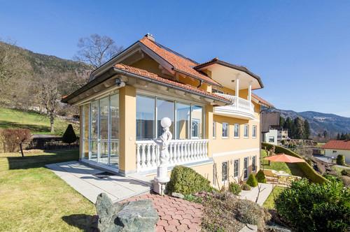 Reizende Villa am Ossiachersee