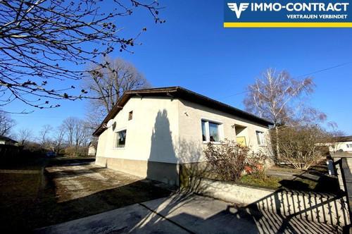 Einfamilienhaus auf großem Grundstück in Markgrafneusiedl