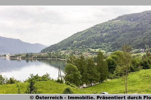 mit herrlichem Blick über den Ossiachersee: 3- Zi. Eigentumswohnung 74 m² - 1738