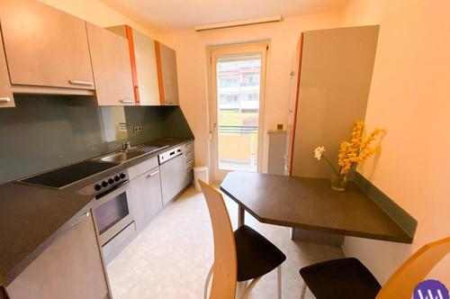 -50% Provision! Helle Wohnung in Fürstenfeld mit 2 Balkonen ...!