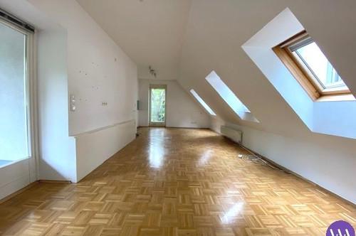 Schöne Maisonetten- Mietwohnung mit neuer Küche in Graz-Lend ...!