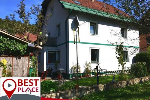 VERKAUFT: Eisenkappel: TOP-ANGEBOT Großes Haus in schöner, ruhiger Ortsrandlage