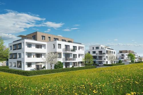 +++ nur noch eine Wohnung verfügbar +++ Q:berg - Haus 2 Top 8 Penthouse