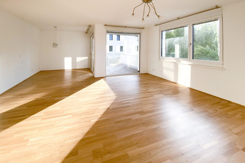 Exklusive Wohnung im Zentrum mit Donaublick